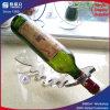 Sostenedor de acrílico de la visualización del plexiglás para la botella de vino