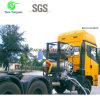 cilindro criogênico de Dpl da capacidade 499L nominal para o transporte do caminhão