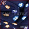 Tela de seda impressa pesada de seda do cetim do Crepe de 100% com aprovaçã0 do GV