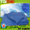 50~300GSM Waterproof Poly Tarp voor Covering