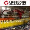 Machine de remplissage de jus de bouteille en verre pour l'orange/mangue