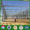 Edificio de la suspensión de los aviones de la estructura de acero de África