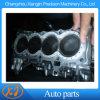 Protector de aluminio del bloque de motor de coche del CNC