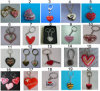 Сердце Key Chain как Valentien Day Gifts