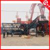 Mobiele Concrete het Groeperen van de hoge Efficiency Yhzs35 Installatie