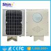 indicatore luminoso di via solare del giardino esterno LED del sensore di movimento di 5W LED