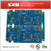 Blue Soldermask Double-Side Placa PCB