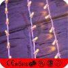 De Lichten van het Koord van de LEIDENE Klem van Kerstmis voor de Decoratie van het Huwelijk van de Partij