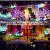 Индикатор загорается на Рождество в стиле Арт Деко в коммерческих целях Plaza