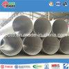 Grande diametro tubo 304 dell'acciaio inossidabile di 300 serie 316 310