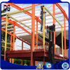 Estructuras de acero de la seguridad hermosa del palmo grande para el almacén