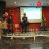 Máquina de envolvimento da caixa do frasco de vidro de água da bebida (Beijing YCTD)