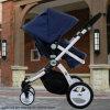 Pram Bebé de alta qualidade com Novo Design fácil de dobrar carrinho de bebé