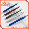 Metal promocional pluma de bola para regalos corporativos (BP0111)
