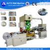 Le conditionnement des aliments à emporter en aluminium contenant la ligne de production