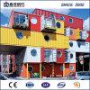 Huis van de Container van Ce en van ISO het Gediplomeerde Geprefabriceerde voor Motel