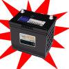 12V Lead Acid Auto Starting Car Battery N70ah