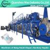 Full-Automatic Hochgeschwindigkeitsbaby-Windel, die Maschine mit Ynk450-Hsv herstellt