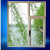 Einzelne Scheibe, die doppeltes isolierendes Aluminiumlegierung-Fenster öffnet