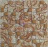 El patrón de la línea irregular mosaico de vidrio (CFC573)