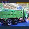 Hombre Tecnología Shanqi Shacman Delong F3000 6X4 camión volquete de 30 Ton