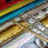 Ganz eigenhändig geschrieber Laser Foils für Plastic