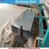 (0.125-0.5mm) I prodotti siderurgici del materiale da costruzione hanno ondulato lo strato del tetto della lamiera di acciaio
