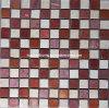 Mattonelle di mosaico di pietra naturali (HSM122)