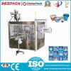 Plastic rotativo Triple Cup Filling e Sealing Machine (RZ-3R)