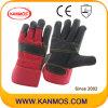 De Industriële Handschoenen van de Veiligheid van het Werk van het Leer van het meubilair (310024)