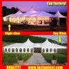 Удалите высокое пиковое смешанных палатку в рамке для открытия недвижимости для 200 человек местный гость