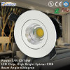 9W Dimmable LED Down Light met Ce Approved