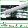 Luz europea del tubo del TUV LED de la garantía del mercado 5years