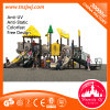 Guangzhou Kids Outdoor Slides Zona de juegos al aire libre Outdoor Play Gym