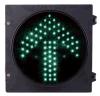 200mm 방향 소통량 밝은 초록색 화살 신호등