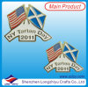 Modèle neuf d'insigne de Pin de revers d'indicateur américain