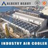 Trocador de calor refrigerado a ar para refrigeração da indústria
