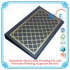 Carpetas de archivo claras de la cubierta del atascamiento de libro del PVC