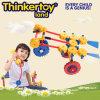 Brinquedo educacional colorido novo do bebê de 2015 blocos da venda quente