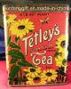 Олово чая Индии Tetley