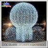 100cm 훈장을%s 큰 주제 공 LED 크리스마스 불빛