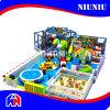 Campo da giuoco dell'interno di tema personalizzato divertimento di Niuniu per i bambini