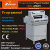 Coupeur électrique de massicot de machine de découpage de papier de contrôle de programme de Boway 450mm Digitals