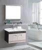 Meuble d'évier en vanité de salle de bain en acier inoxydable 2016
