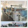Fabrik Blatt-Strangpresßling-Maschine des doppelten Kolben-der Plastik-PMMA