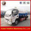 Caminhão Fecal da sução de JAC 4X2 5000liter/5cbm/5m3/5ton/5000L