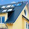 Eau chaude de collecteur solaire plat de plat de qualité