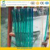 Высокое качество 19мм прозрачного закаленного стекла для наружной стены