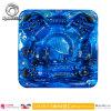 オゾンカプセルの真珠のHydromassageの浴槽