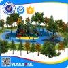 Bereiten neuer Vergnügungspark der Art-2015 Plastikspielplatz-Gerät auf (YL-W009)